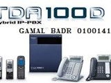 TDA100D للبيع سنترال باناسونيك ديجيتال IP سعه حتى 120 خط بحالة وضمان - صورة مصغرة