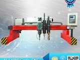 العملاقة البلازما التصنيع باستخدام الحاسب الآلي وقطع اللهب وآلة الحفر - صورة مصغرة