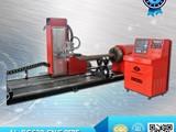 5 محور آلة قطع الأنابيب التصنيع باستخدام الحاسب الآلي لأنبوب مستديرة - صورة مصغرة