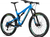 2016 Santa Cruz 5010 20 Carbon CC XTR Complete Mountain Bike - صورة مصغرة