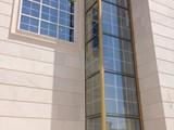 مصعد بانورامي قبضة للمصاعد - صورة مصغرة
