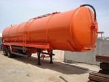تصنيع خزانات وتوانك الصرف الصحي sewage - صورة مصغرة