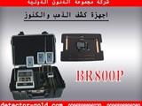 جهاز كشف الذهب والمعادن BR800P - صورة مصغرة