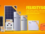 China Solar Power System Manufacturer Supplier Felicity So