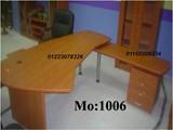 مكتب مدير كبير مقاس 2متر - صورة مصغرة
