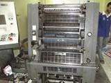ماكينة طباعة أوفست هايدلبرج GTOz s 52 ترطيب كحول سي بي ترونيك