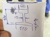 مطلوب قضبان حديد اوً ريل - صورة مصغرة