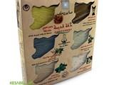 Aleppo Fragrances Soap six types - صورة مصغرة