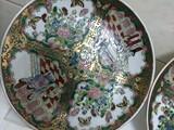 للبيع اطباق اثريه بورسلين من الفن اليدوى الصينى ترجع للقرن الثامن عشر - صورة مصغرة