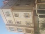 عمارة اربع ادوار وروف سوبر لوكس مفروشة بالكامل علي مساحة 250م