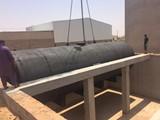 خزانات الوقود الارضية والمدفونة خزانات محطات الوقود - صورة مصغرة