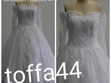 متجر توفا لتفصيل أجمل فساتين الزفاف والسهرة بسعر مناسب وخامات راقية - صورة مصغرة
