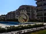 شقق للبيع غرفتين نوم وصالة بأفخم مجمعات مدينة أنطاليا - صورة مصغرة
