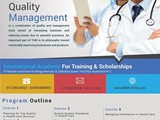 Diploma in Total Quality Management - صورة مصغرة