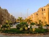 شقة للبيع بكميوند الكرمة مدينة الشيخ زايد دور ارضي بحديقة خاصة - صورة مصغرة