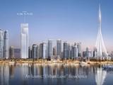 يتربّع مشروع خور دبي المطل على الواجهة البحرية على ضفاف خور دبي الشهير - صورة مصغرة