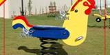 ألعاب هزازة للأطفال - صورة مصغرة