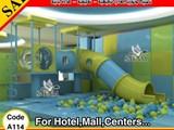 وحدة ألعاب داخلية للفنادق والمولات - صورة مصغرة