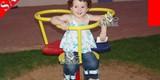 دوارة اطفال ثلاثية آمنة C312 - صورة مصغرة