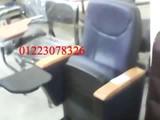 كرسي سينما او مسرح او قاعات تدريب - صورة مصغرة