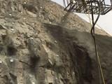 متخصصين في معالجة الانهيارات الجبلية ال شوت كريت المقذوف Shotcrete - صورة مصغرة