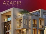pay 1 and booking your home in new cairo AZADIR