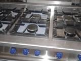 بوتاجاز استانليس 4 شعلة للمطاعم - صورة مصغرة