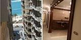 للبيع شقة بجوار فندق المحروسة لها حصة من الأرض - صورة مصغرة