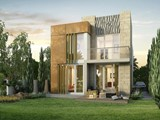أدفع 94500 تملك فيلتك بأكبر المجمعات السكنيه بدبى بتصميم جاست كفالى - صورة مصغرة
