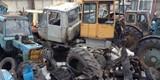 للبيع جرارات زراعية جديدة واستعمال وقطع غيار صناعة روسية - صورة مصغرة