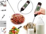 جهاز لقياس درجة حرارة الطعام والسوائل والمشويات Meat Thermometer Kitchen Di - صورة مصغرة
