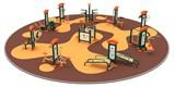 اجهزة الرياضية للحدائق والاماكن العامة - صورة مصغرة