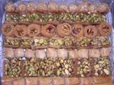 عصير بودر وحلويات وقمر الدين - صورة مصغرة