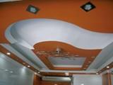 اسقف معلقة جبس بورد وقواطيع جبسية - صورة مصغرة