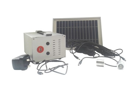SOLAR POWER BOX