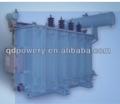 35KV S9 series oil immersed power transformer