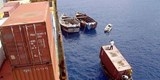 Cargo transport: containers industry