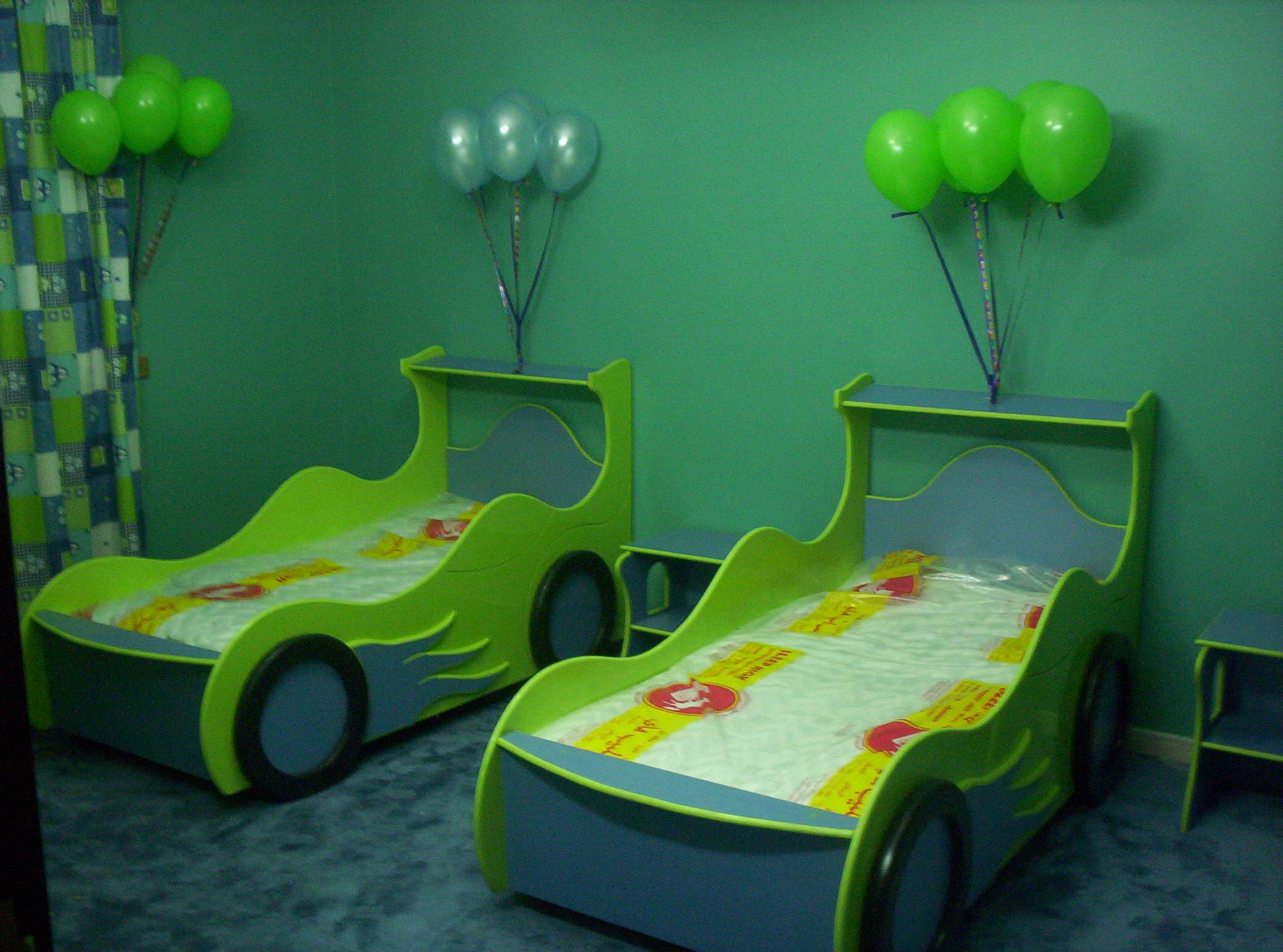 غرف نوم للأطفال.   منتديات الشروق أونلاين
